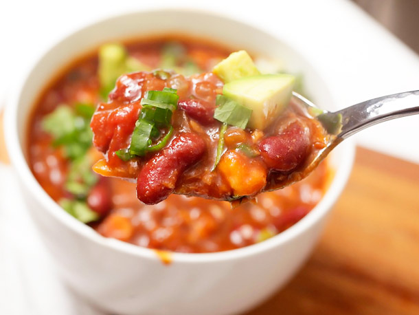 Easy Protein Food chili recipe