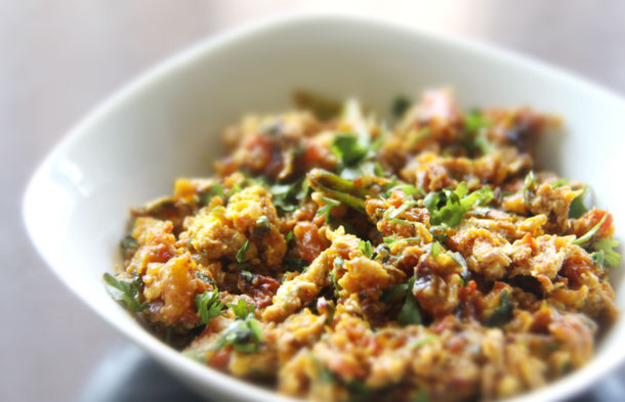 Easy Protein Food spicy Indian