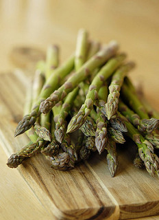 Boost Your Energy asparagus