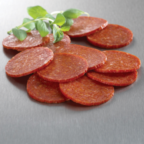 Pepperoni Pizza just meat