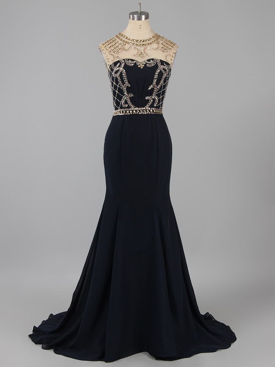 Wedding & Bridal Party black dress