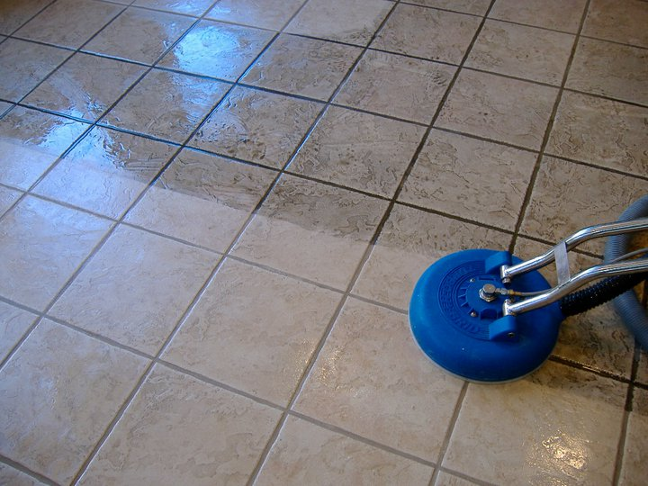 Grout Cleaner pro sweep