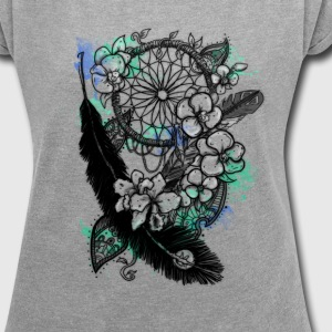 T-Shirt Design Trends flowers