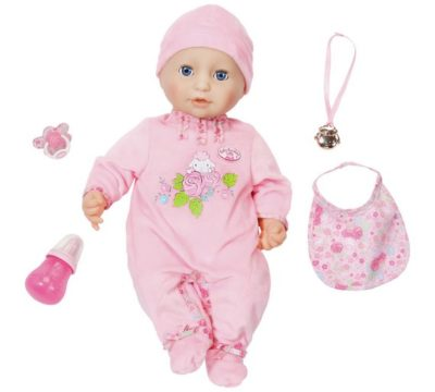 Do You Need A Baby Annabell Doll?