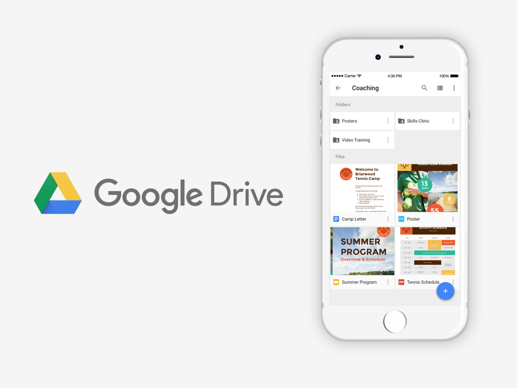google drive application for students