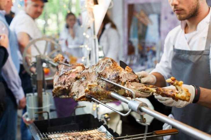 Image result for BBQ catering Service