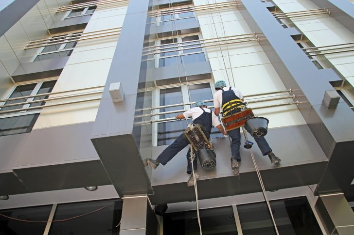 Need for Preventive Care of Buildings Through Routine Building Maintenance