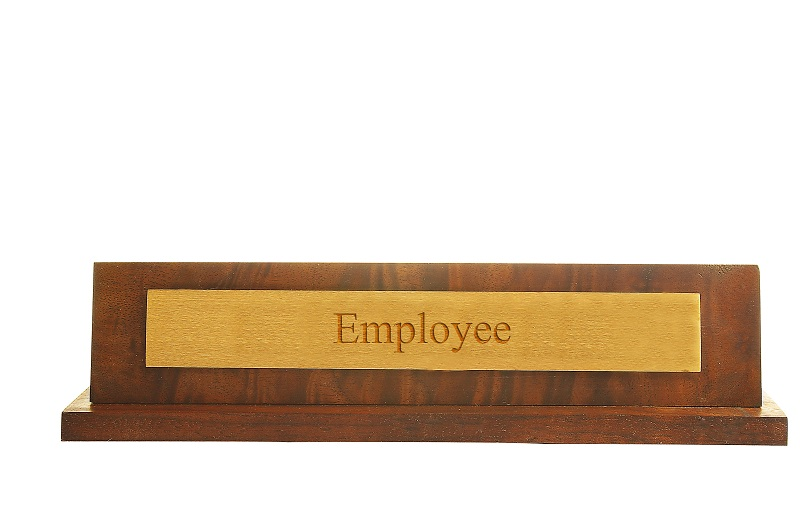 Desk Nameplates for office