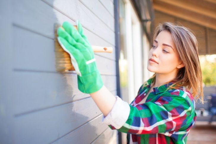 Home Improvement Projects exterior painting