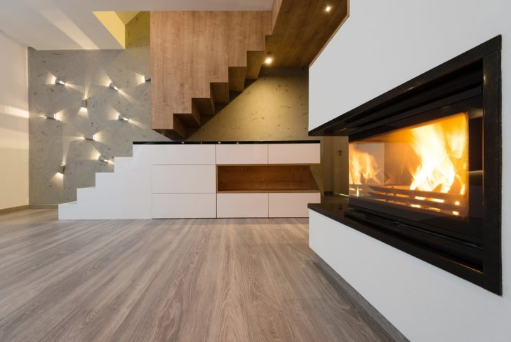 Gas Log Fires fireplace home