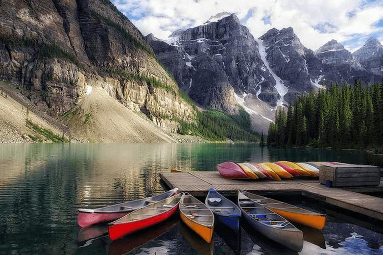Moraine Lake, Calgary