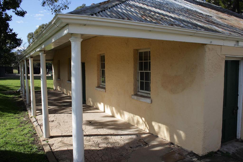Parramatta dairy cottage