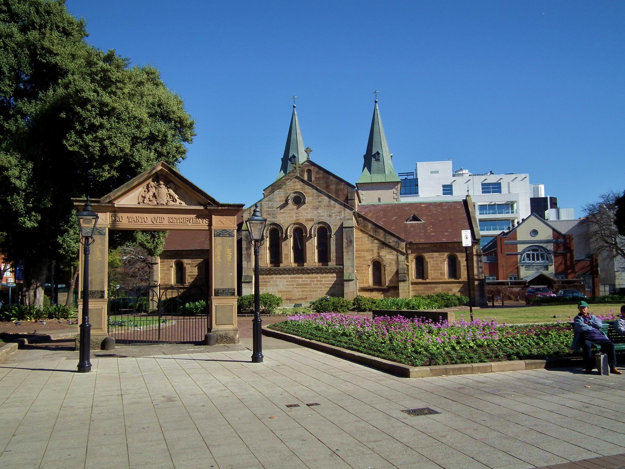 Parramatta st john