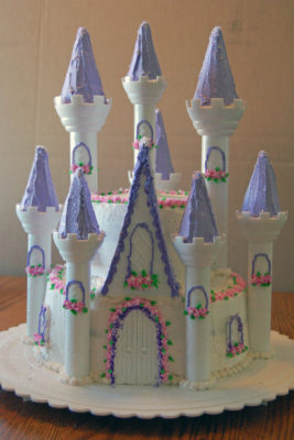 Cake Ideas castle