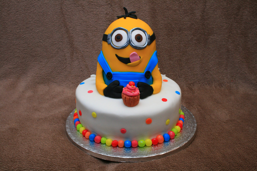 Cake Ideas minion