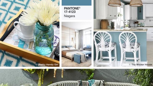 Pantone Home Decor Color Inspiration