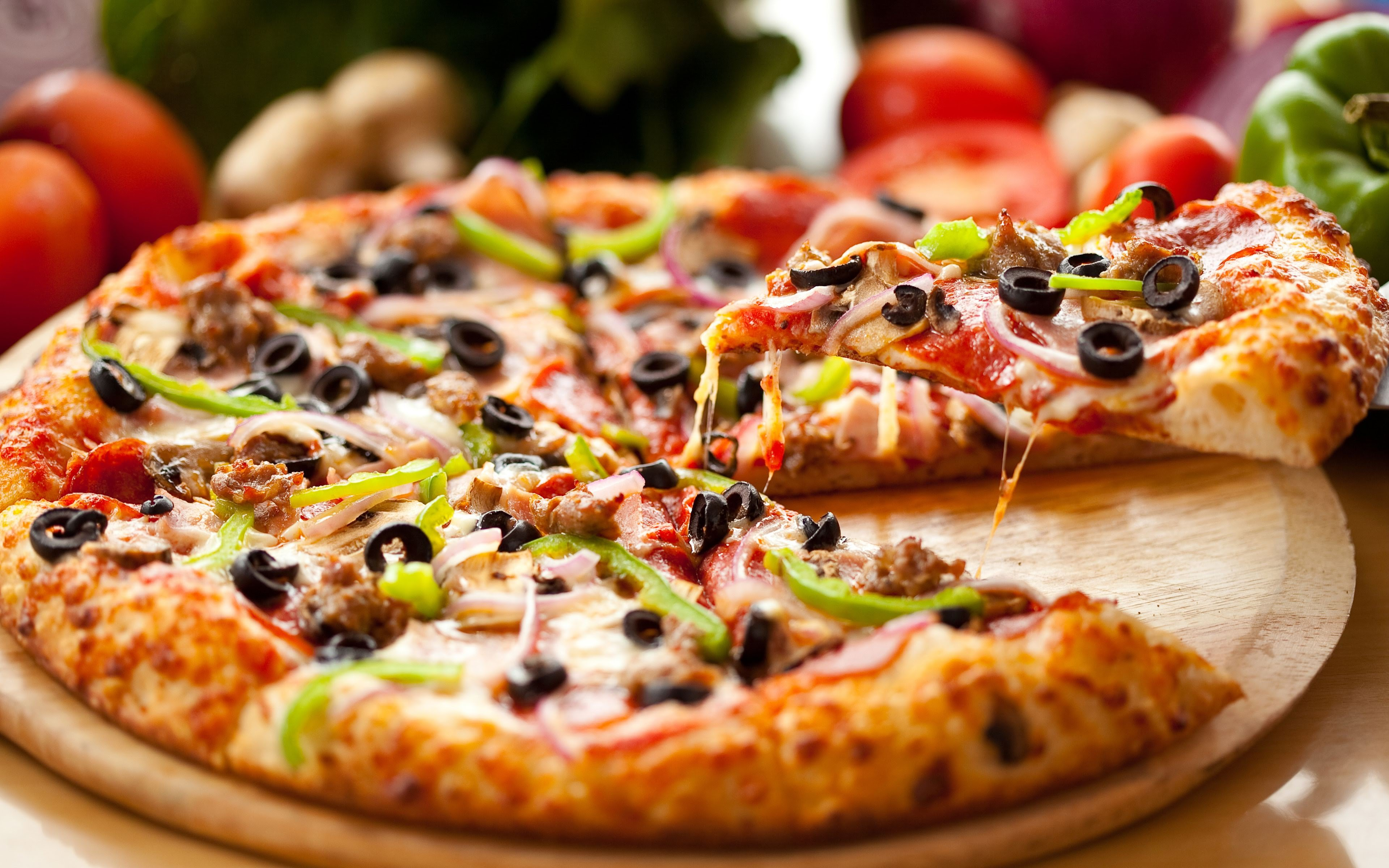 The Biggest Contribution of Pizza to Humanity