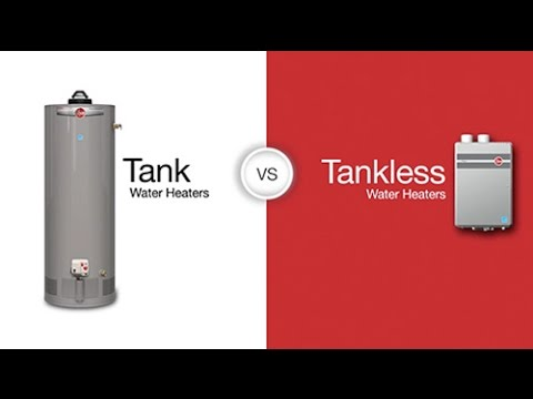Water Heater with tank