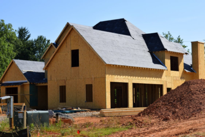 dream home building construction