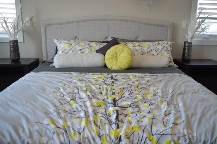 5 Steps to Beatifying Your Home's Interior Decorating yellow cushion
