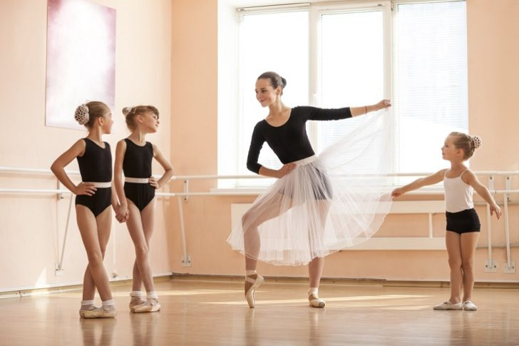 Ballet Classes benefits and dancing for children