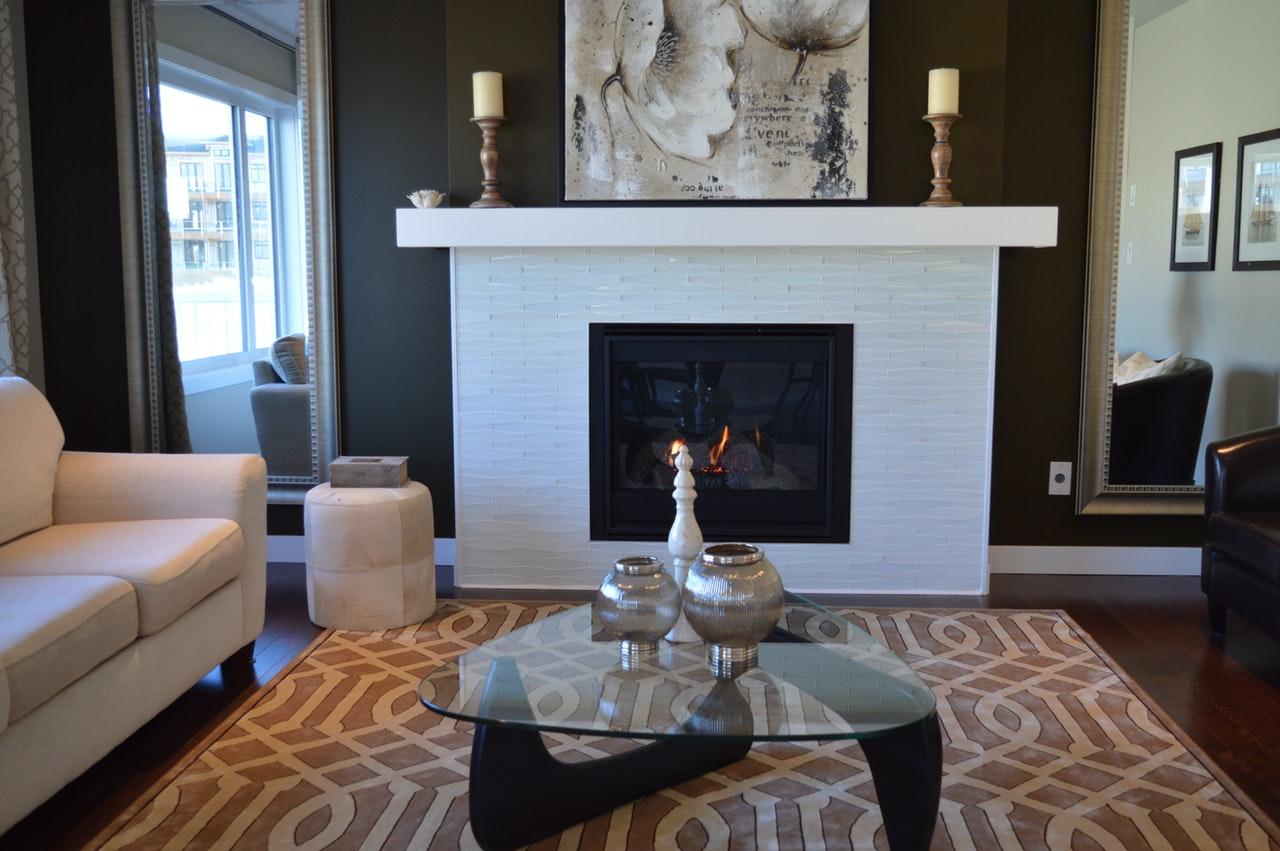 Home Repair fireplace