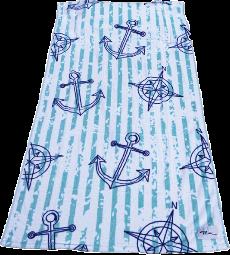 7 Beach Bag Essentials and towel