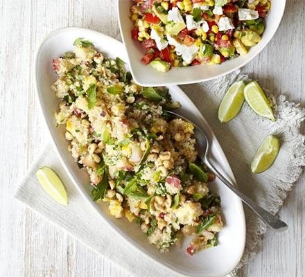 quinoa fruit salad recipe