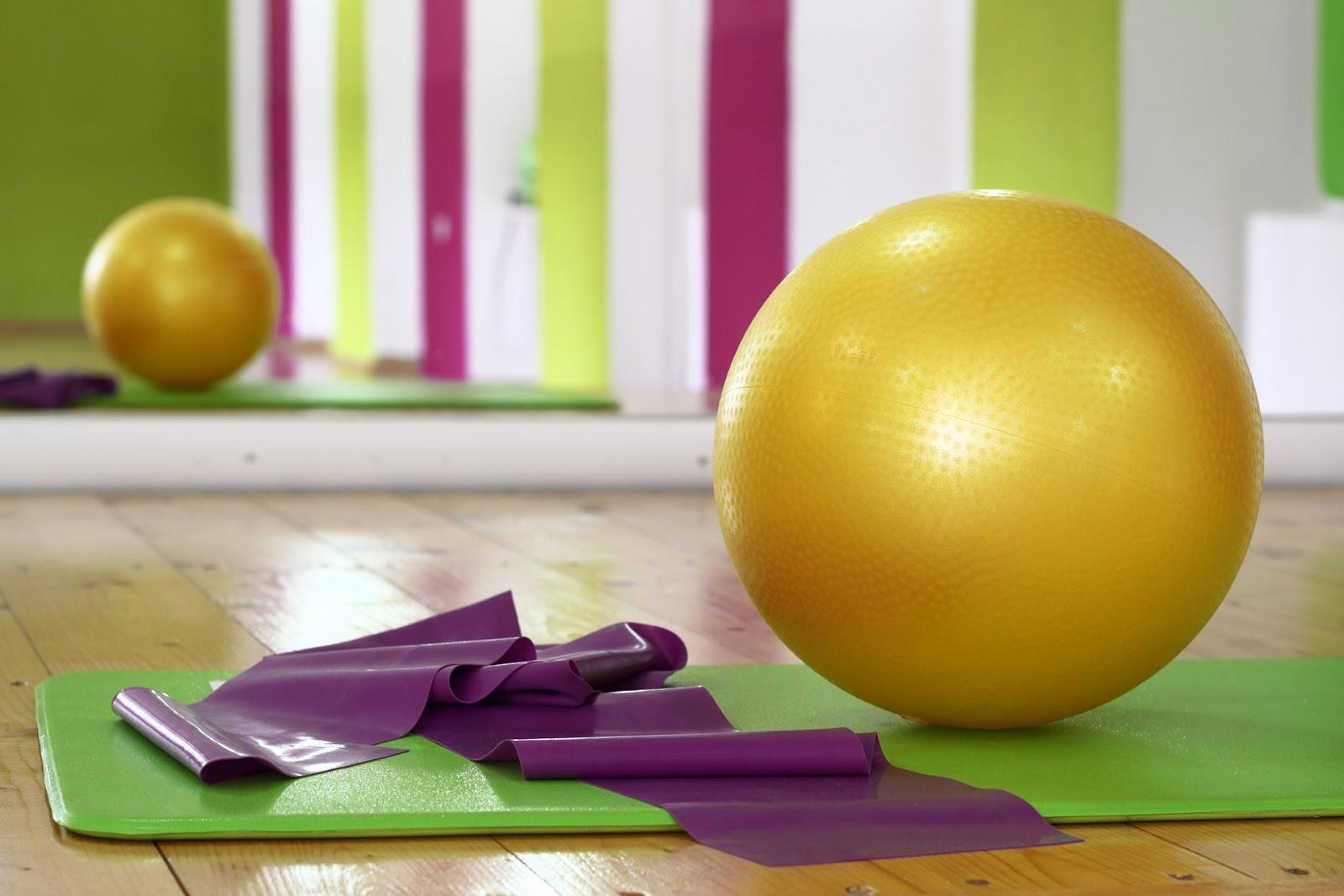 stress free with bosu ball