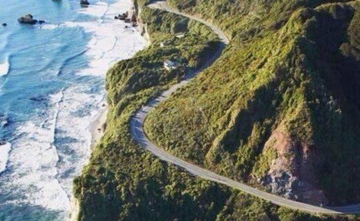 5 Best And Most Stunning Motorcycle Routes in California