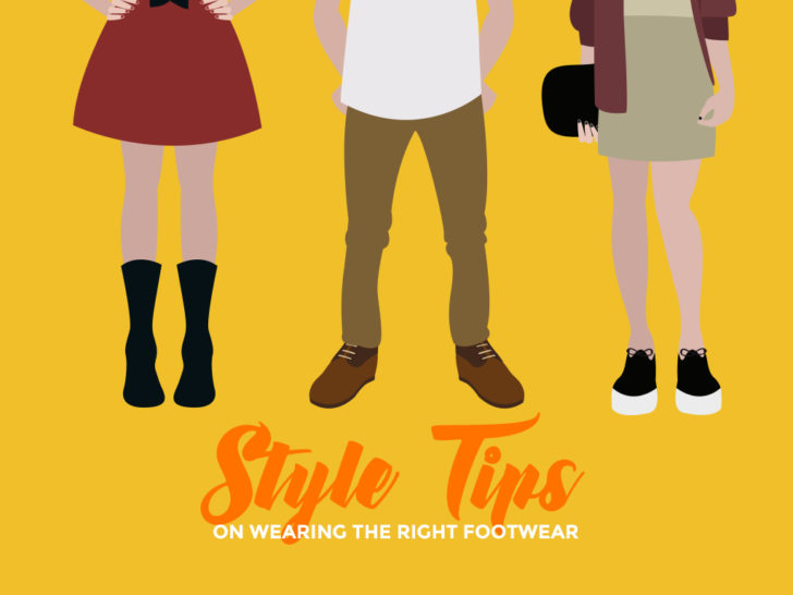 Style Tips on Wearing the Right Footwear