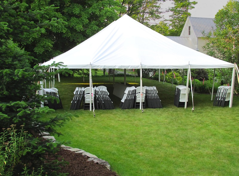 Stretch tent hire - your best option for hosting a party