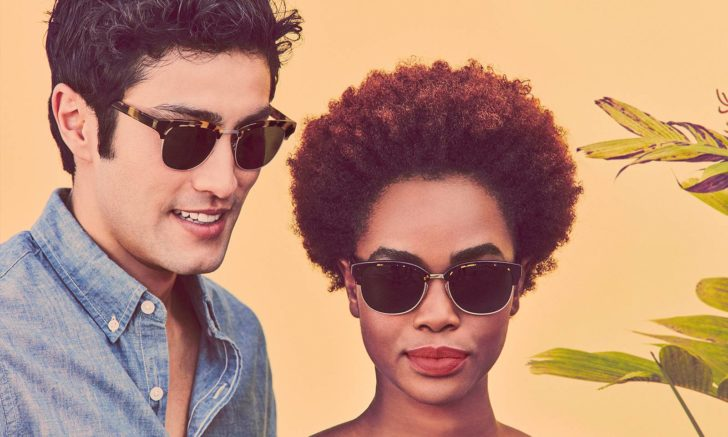 Warby Parker New Inspired Collections