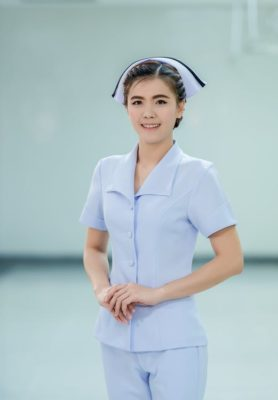 How can you acquire skilled nurses with minimal overhead costs?