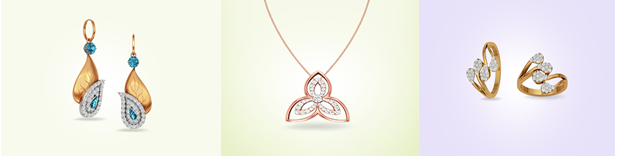 Choose the occasion to match your designer jewellery this festival season!
