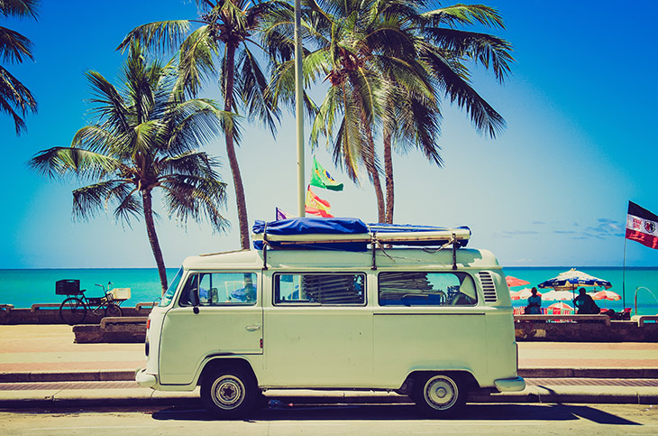 The Do's And Don'ts For A Road Trip To Be Successful VW bus