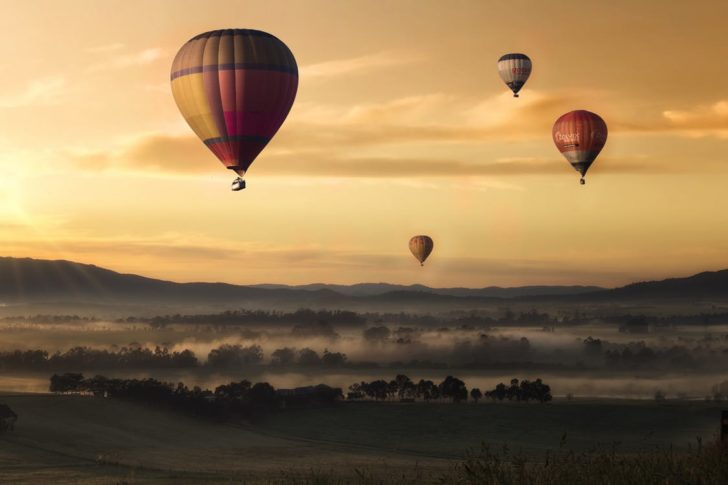 Why Everyone Needs To Go on a Balloon Flight at Least Once in Their Lifetime
