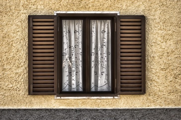 Don't Accept How High Your Heating Bills Are windows with shutters