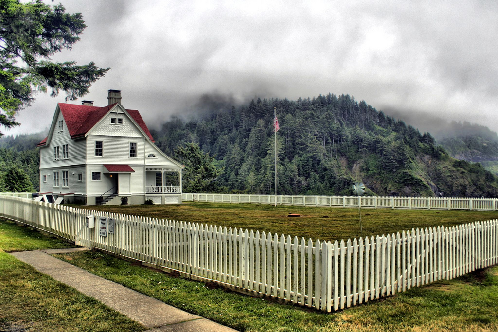 Throwback Thursday: The White Picket Fence