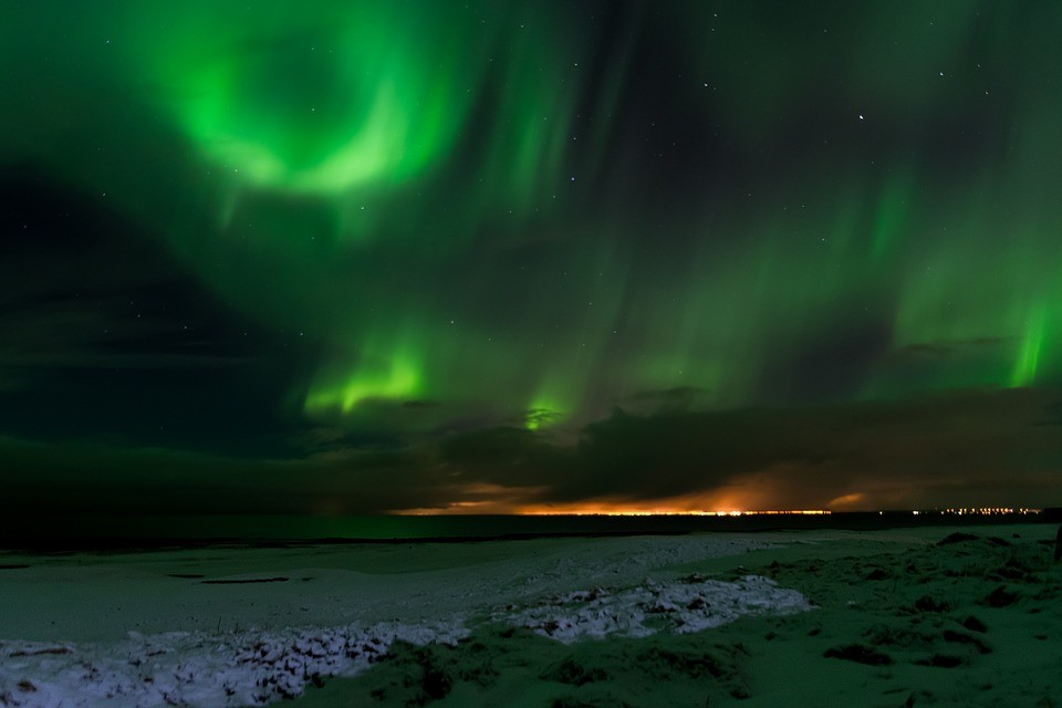 Why We Should All Believe In Elves northern lights