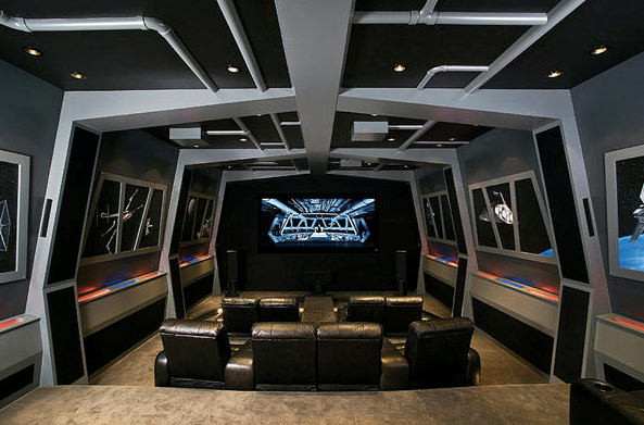 How to Design the Ultimate Game Room tunnel room