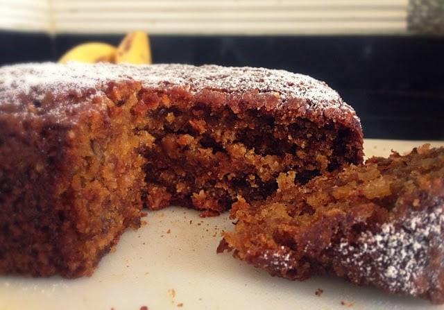 Oats Recipes cake