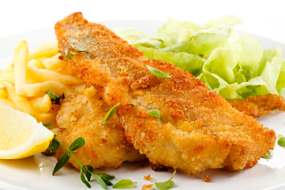 Fried Triggerfish