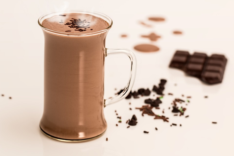 Foods chocolate milk