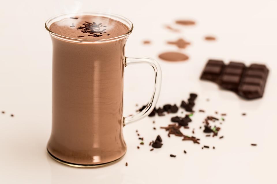 Foods chocolate milk