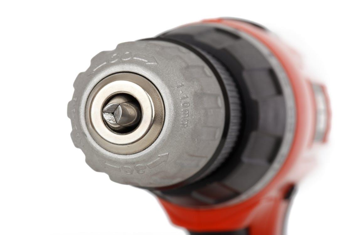 construction cordless drill head