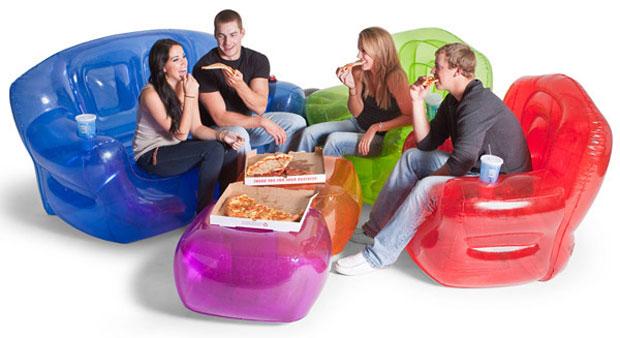 air mattress with friends