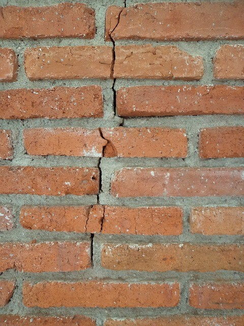 Tell-Tale Signs Your Home is in Trouble cracked brick foundation