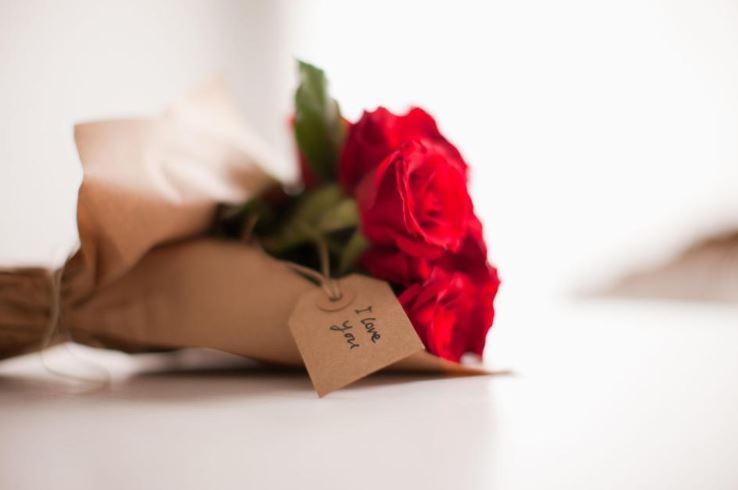 Valentines Day a Flowery Celebration of Love