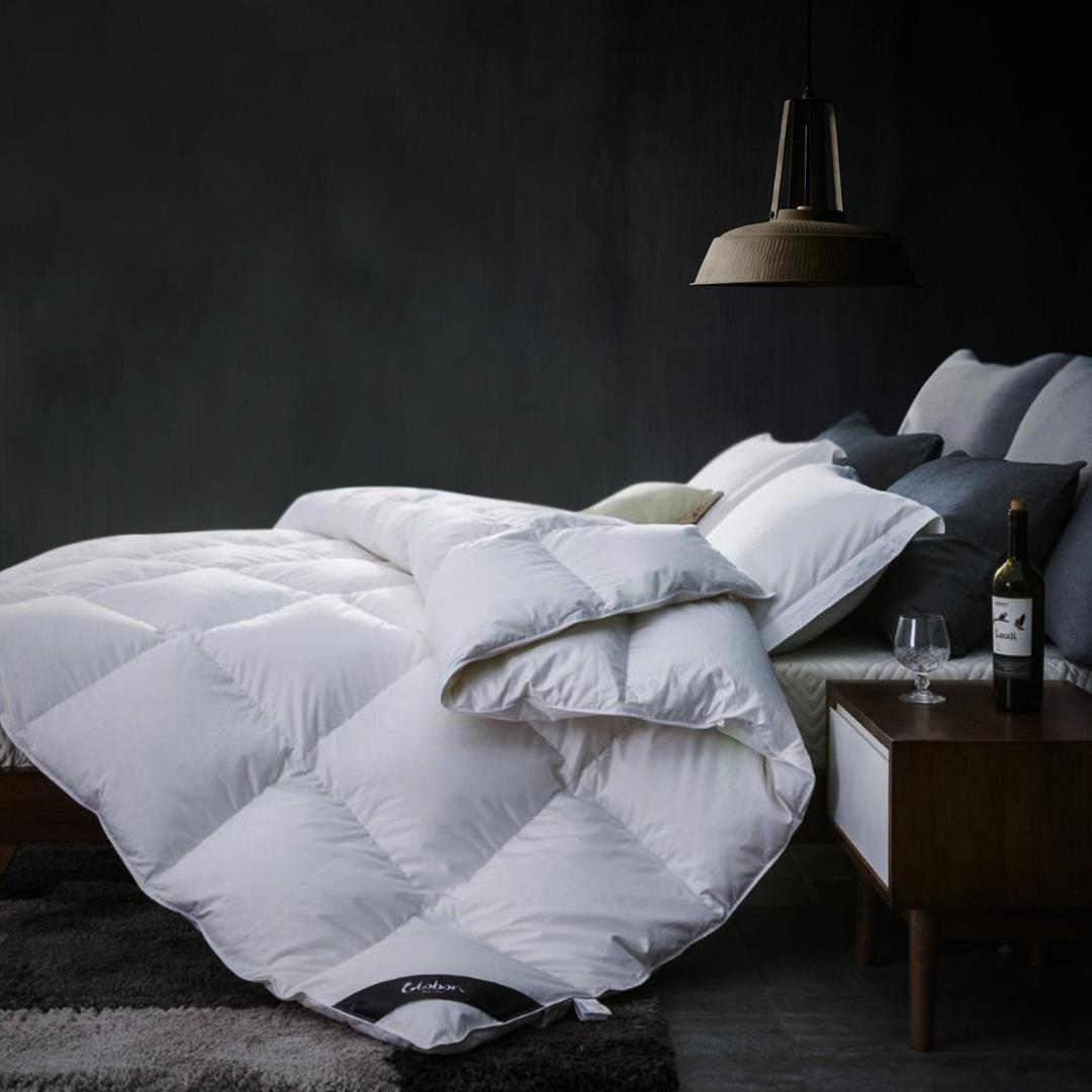 No More Mistakes With down comforter